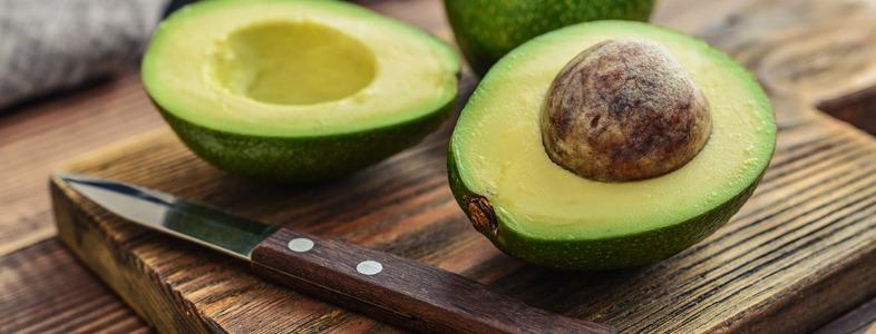 アボカドの豊富な栄養素をご紹介