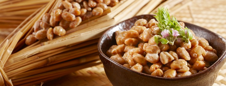窒素を多く含む納豆