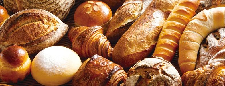 塩化物を多く含むパン