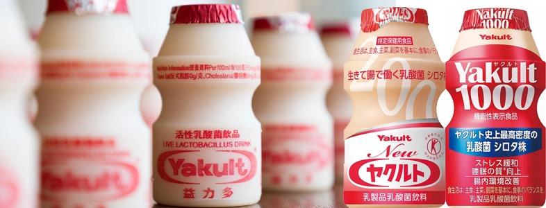 シロタ株(腸内環境を改善する乳酸菌)を、1本(65ml)に200億個含んだ乳製品乳酸菌飲料