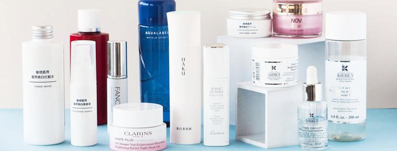 化粧品の成分と基本的な構造
