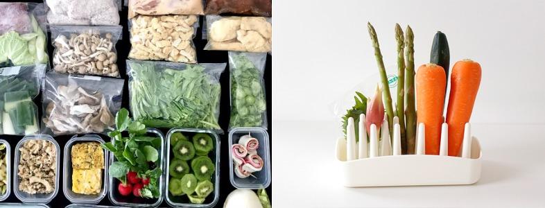 正しく野菜を保存する5つの基本