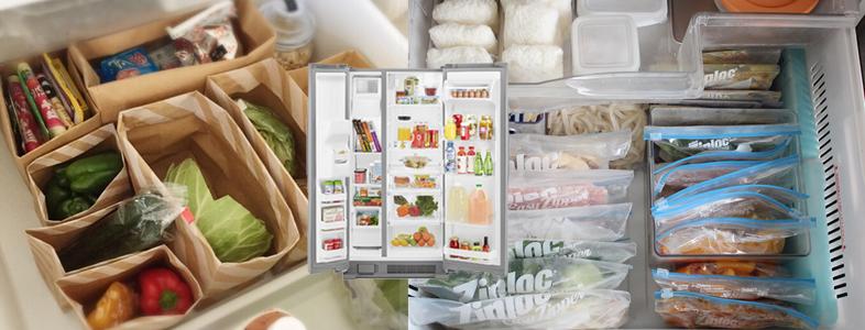 冷蔵庫内の役割と温度設定を再確認