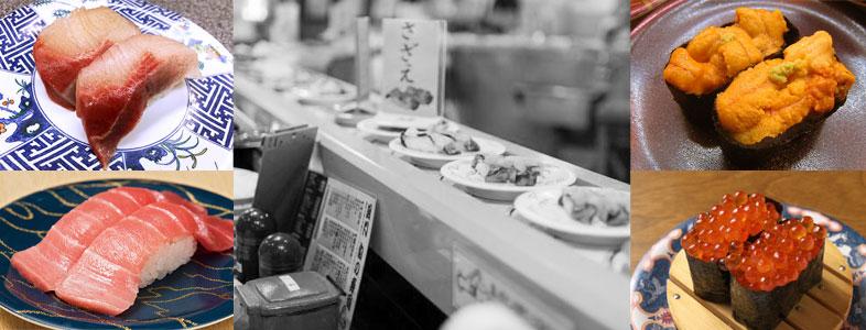 高単価の寿司ネタはマグロ、ウニ、いくら?原価率の高い寿司ネタ