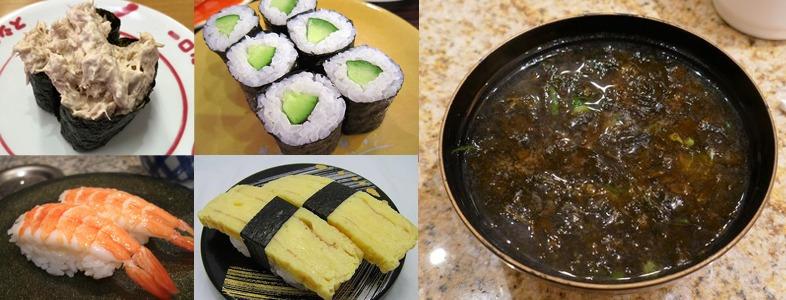 原価率の低い寿司ネタベスト7