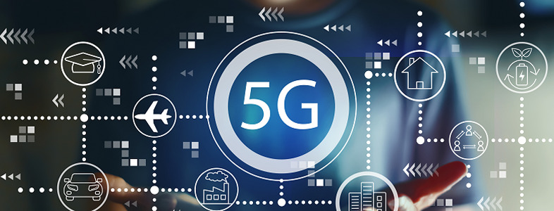次世代高速通信5Gの世界